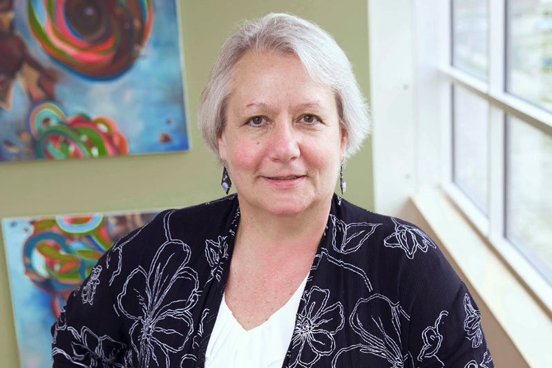 Teri Behrens, Ph.D, executive director at the Johnson Center, co-author of Dynamic and Disruptive Forces are Increasingly at Work